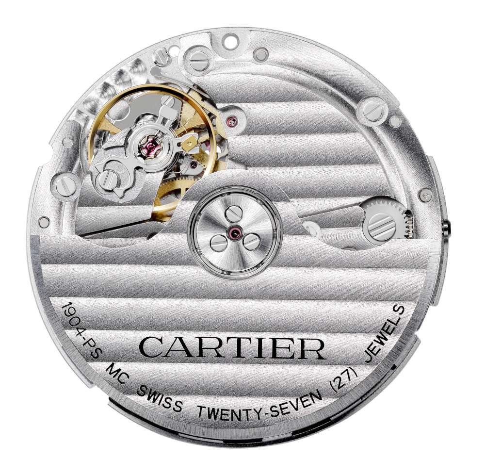 Drive de Cartier 1904-PS MC movement
