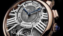 Cartier Rotonde de Cartier Earth and Moon