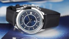 Jaeger-LeCoultre Master Memovox Boutique Edition, photo Johann Sauty