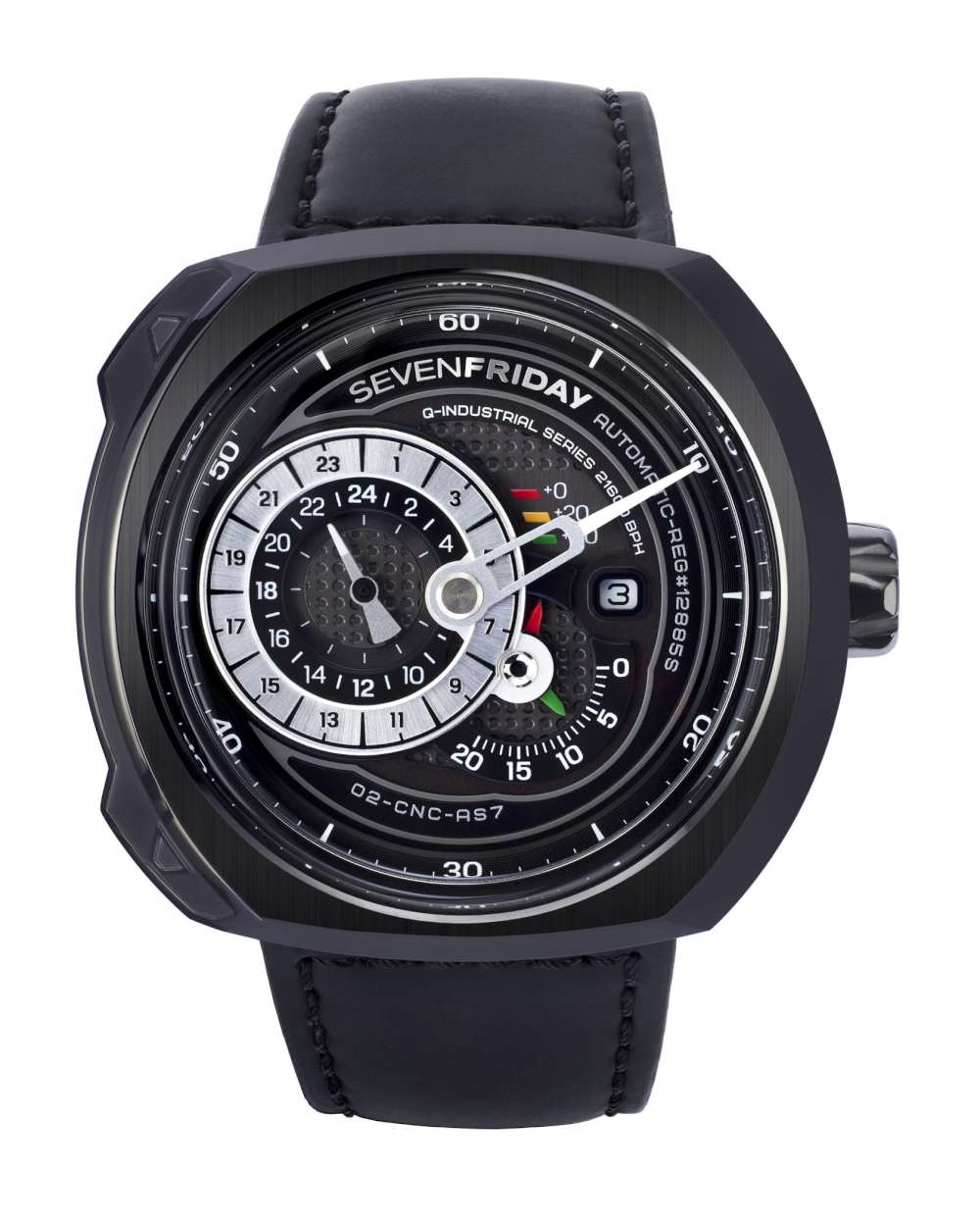 SevenFriday Series Q Model Q3/01