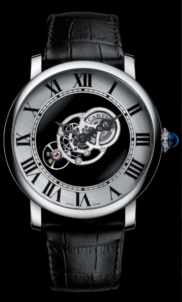 Cartier Rotonde de Cartier Astromystérieux
