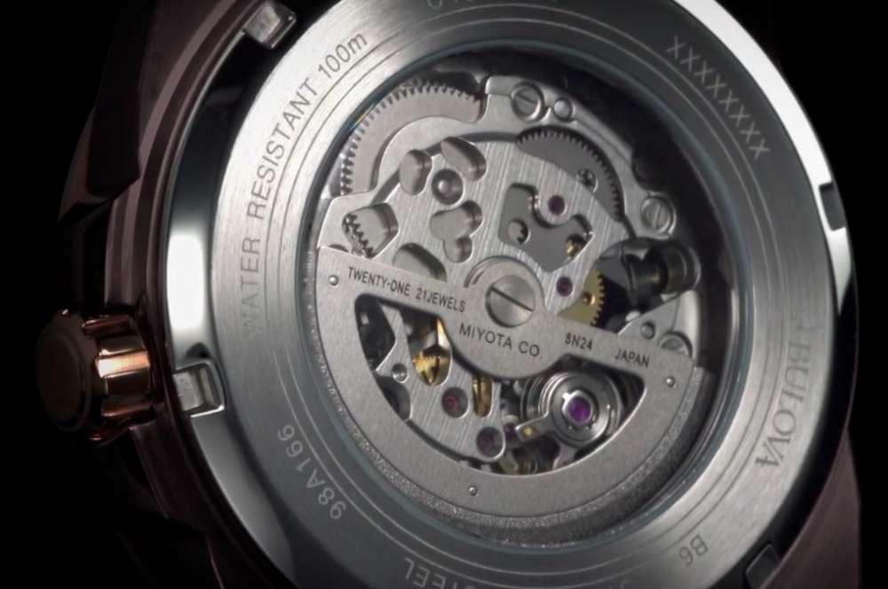 Bulova Automatic 98A165-2
