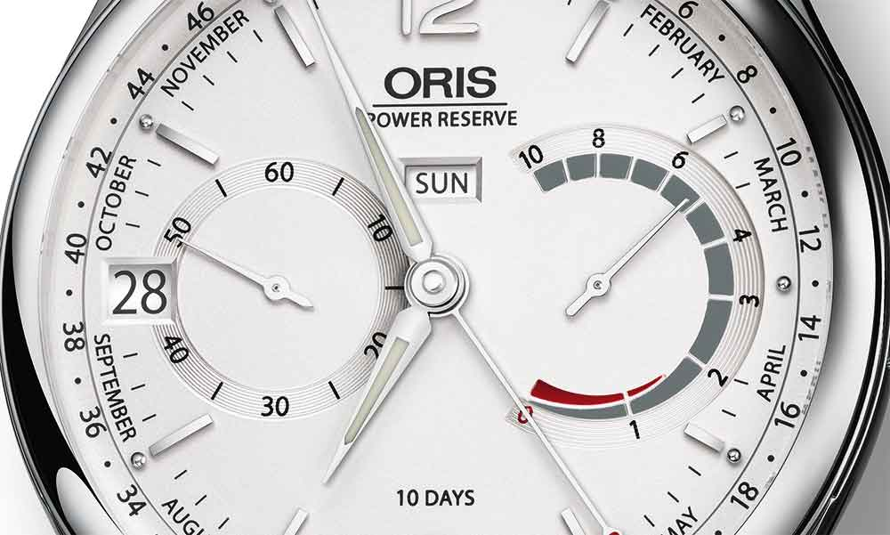 Artelier Calibre 113 watch by Oris