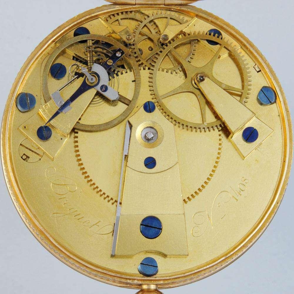Breguet No. 1498 Souscription watch
