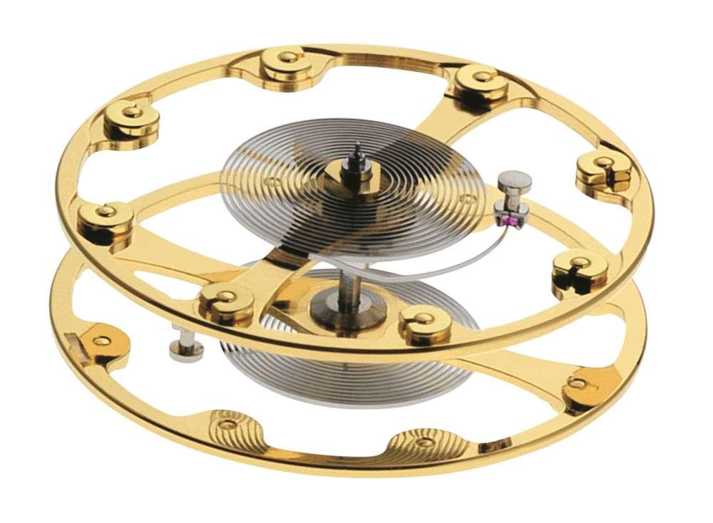 Audemars Piguet Royal Oak Double Balance Wheel Openworked, calibre 3132, double balance