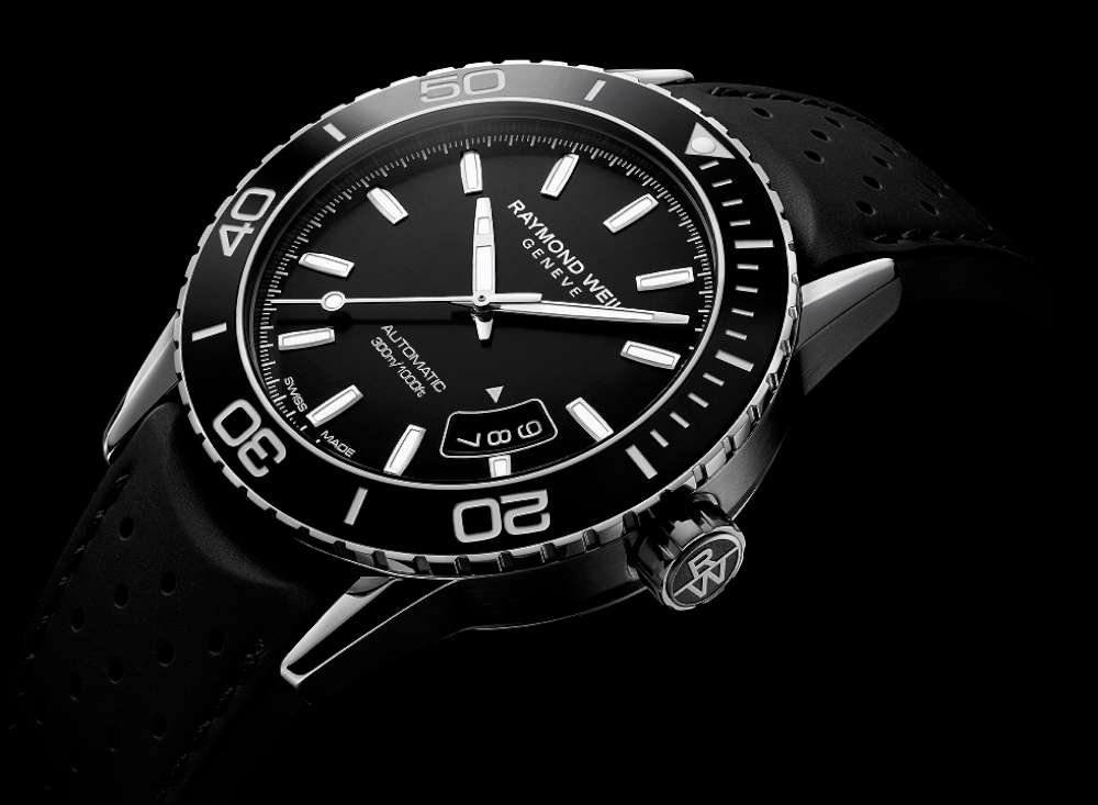 Raymond Weil Freelancer Realteam