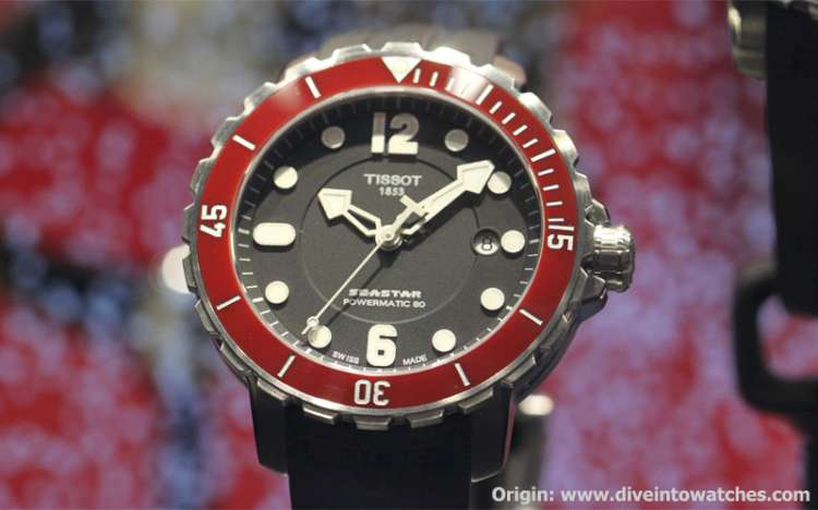 Tissot Seastar 1000 Powermatic 80