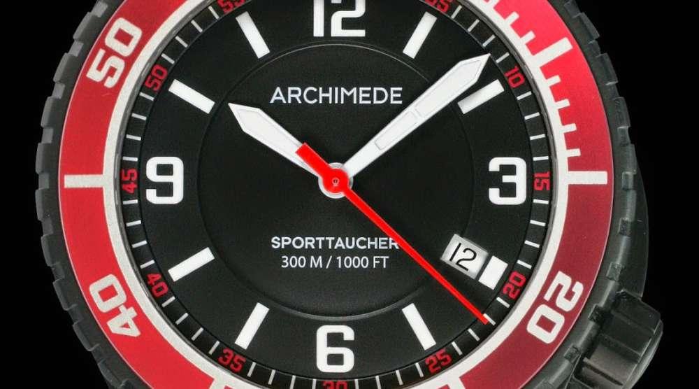 Archimede SportTaucher A.SW.SK