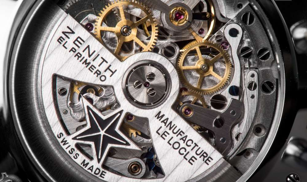 Zenith Heritage Icons Doublematic