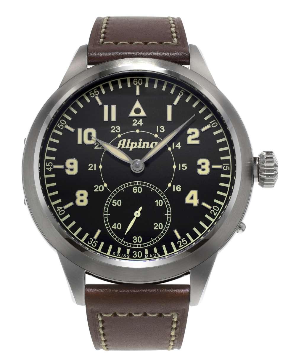 Alpina Pilot Heritage Mk II