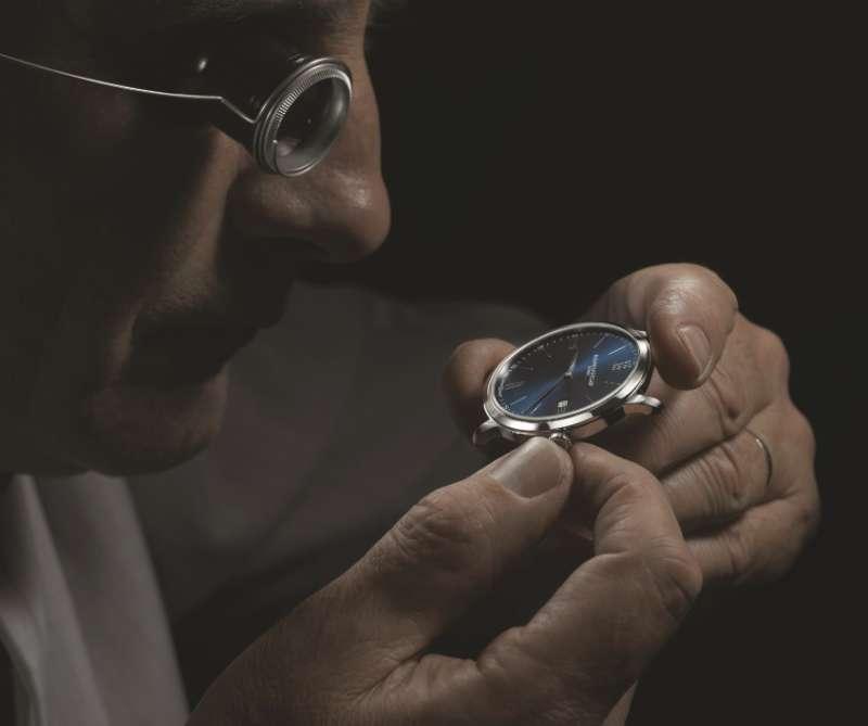 Baume & Mercier watchmaker