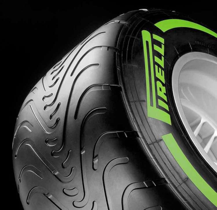 Pirelli PZero4 tyre
