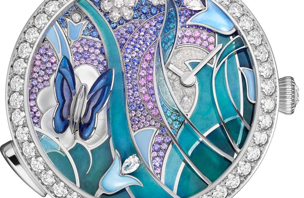 Van Cleef & Arpels Lady Arpels Papillon Automate
