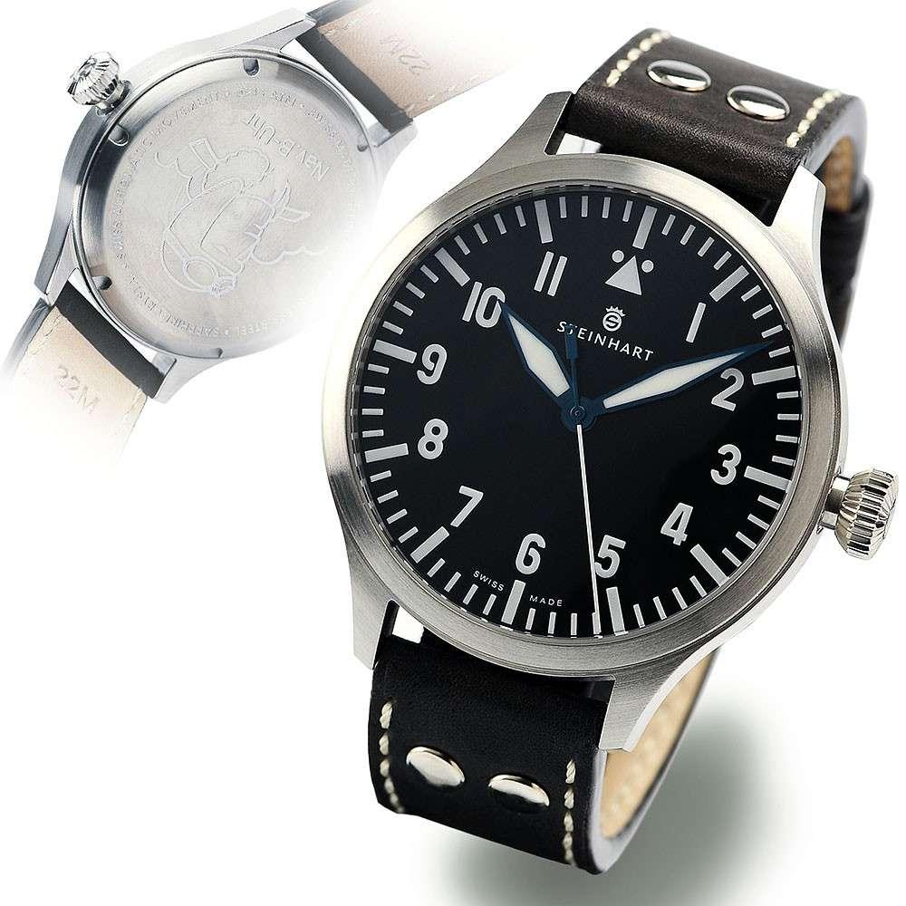 Steinhart Nav B-Uhr 44 Automatic A-Muster