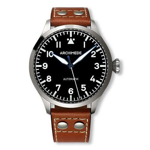 Archimede Pilot 45 Automatic