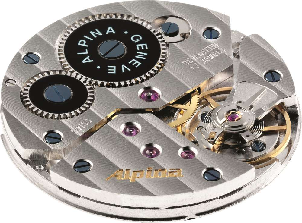 Alpina AL-435 movement