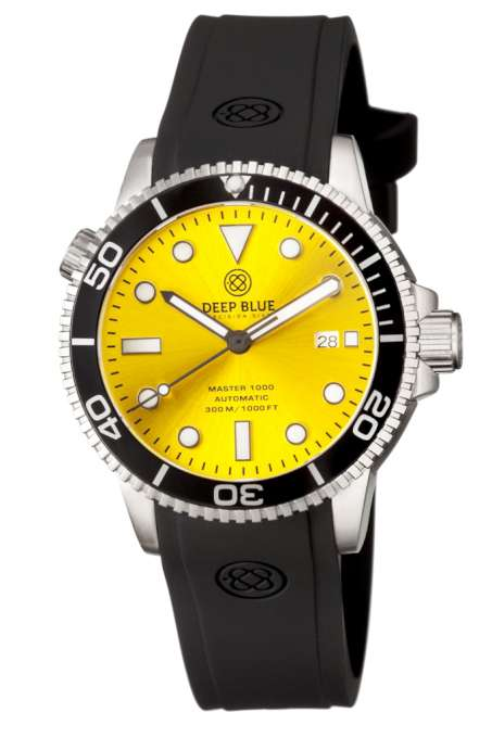 Deep Blue Master 1000 Automatic Diver