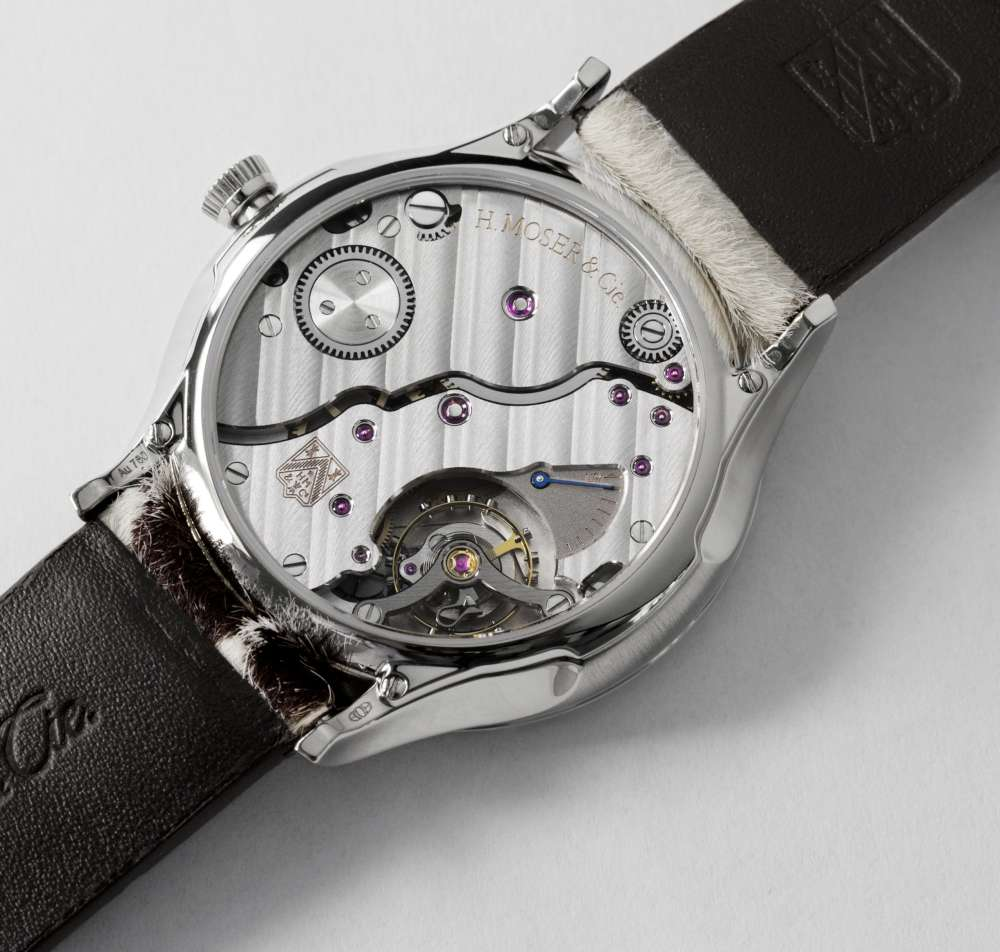 H. Moser Swiss Mad watch