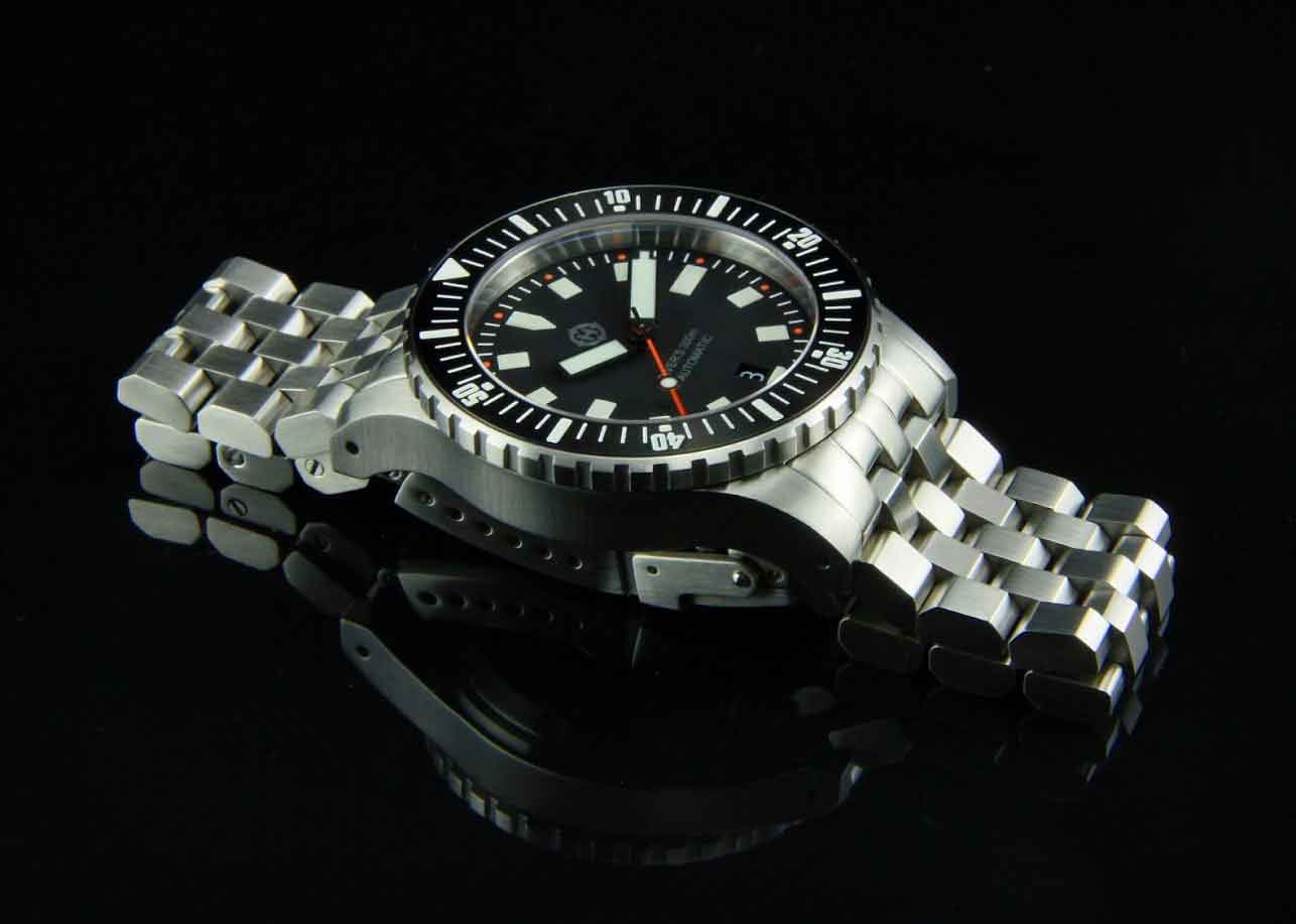 watches iso automatic force m watch orient video