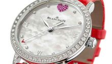 Blancpain Saint-Valentin 2017 reference 6104-4654-99A