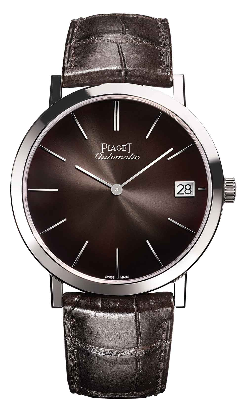 Piaget Altiplano 40 mm with grey dial, G0A42050