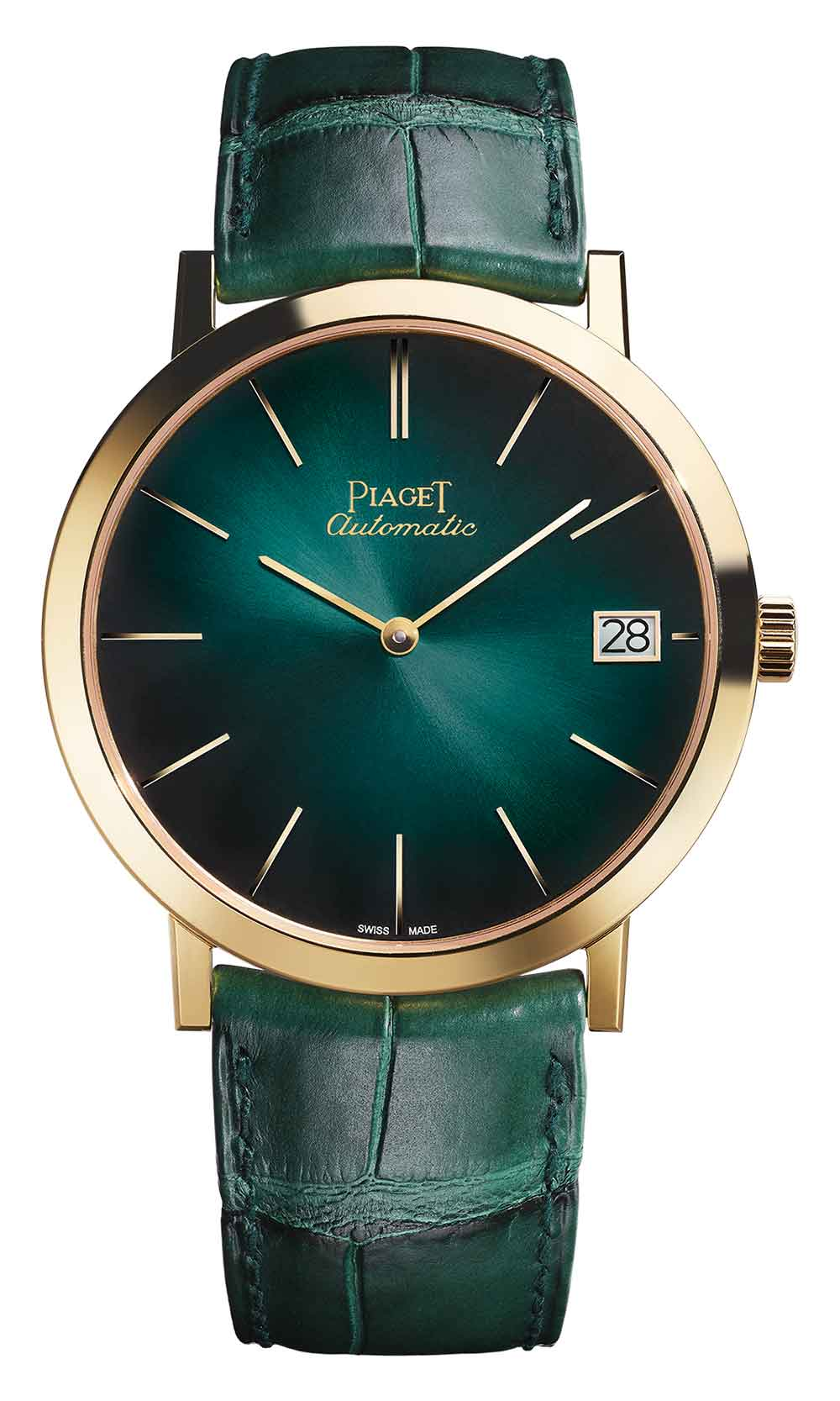 Piaget Altiplano 40 mm with green dial, G0A42052