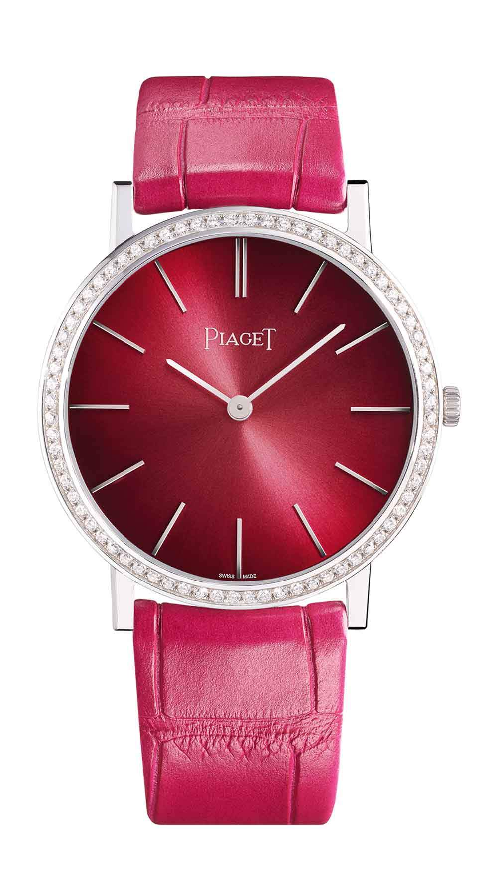 Piaget Altiplano 60th Anniversary collection 34 mm G0A42100