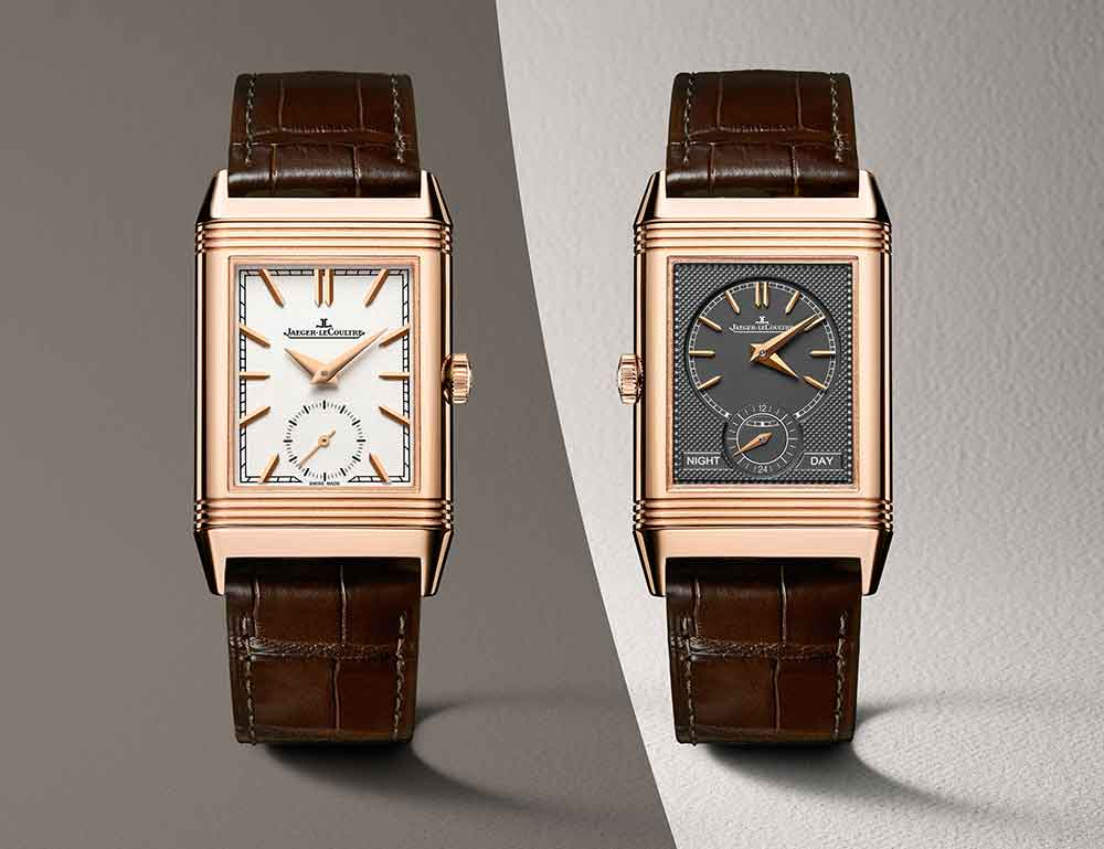 duoface reverso news small classic jaeger lecoultre second watches