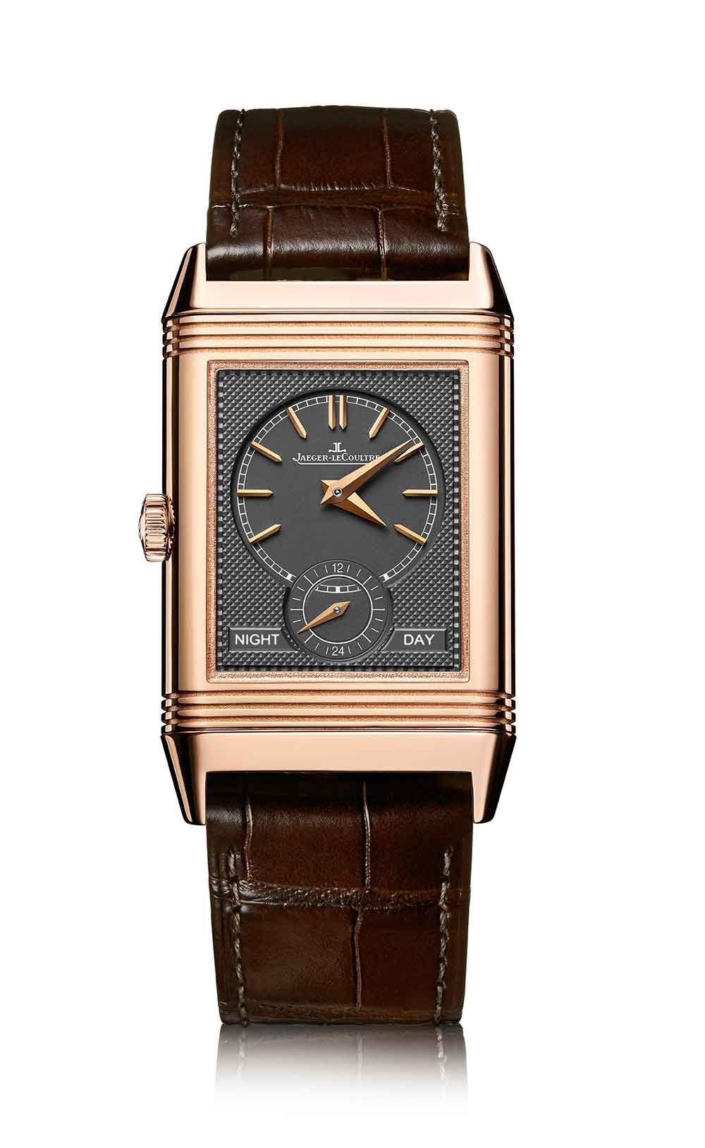 Jaeger-LeCoultre Reverso Tribute Duo back