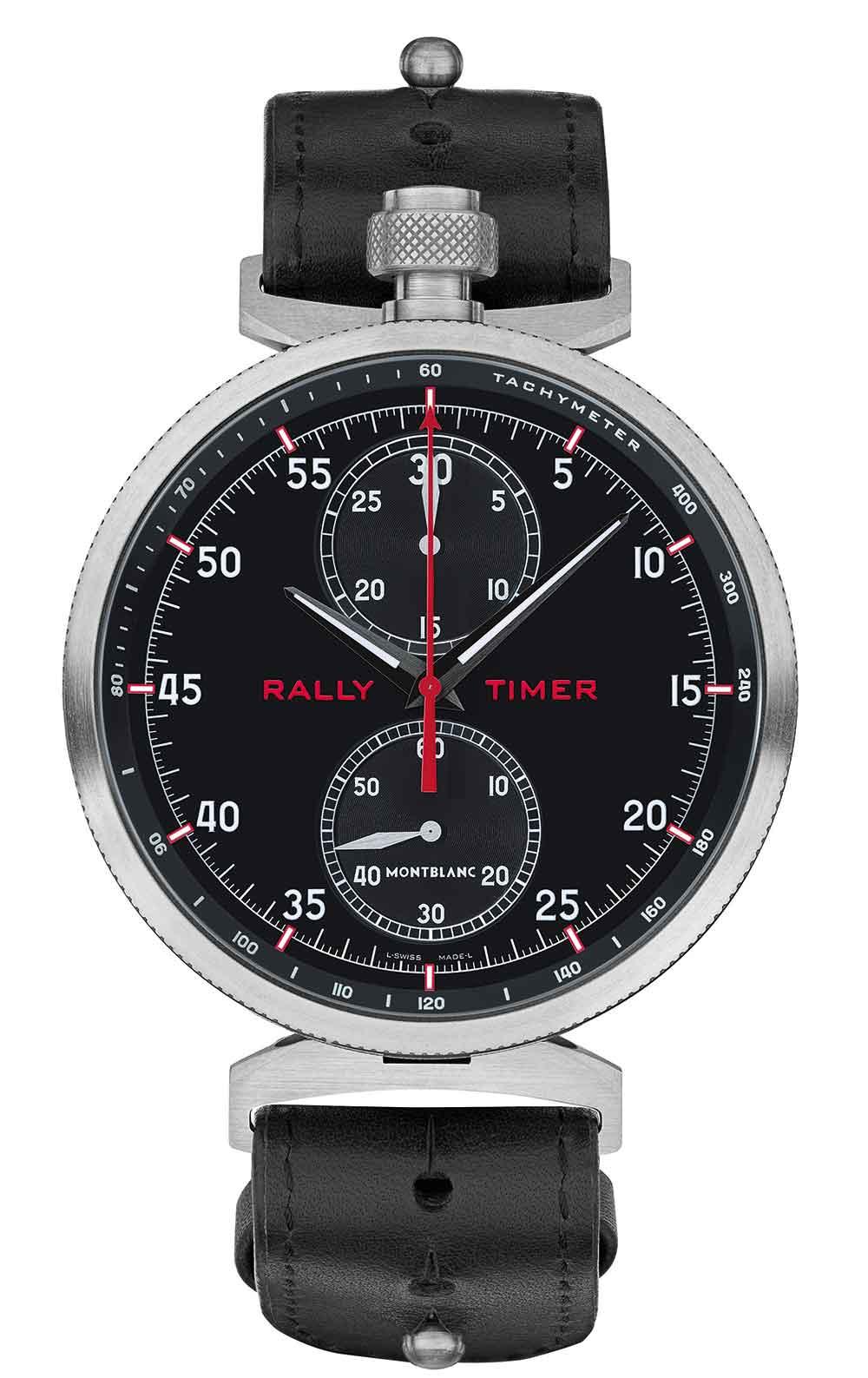 Montblanc TimeWalker Rally Timer