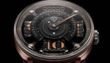 Manufacture Contemporaine du Temps Sequential Two S220 Bronze