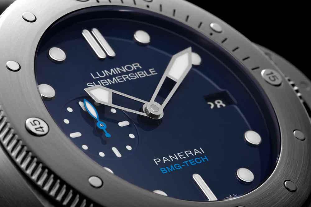 Panerai Luminor Submersible 1950 BMG-Tech 3 Days Automatic PAM00692