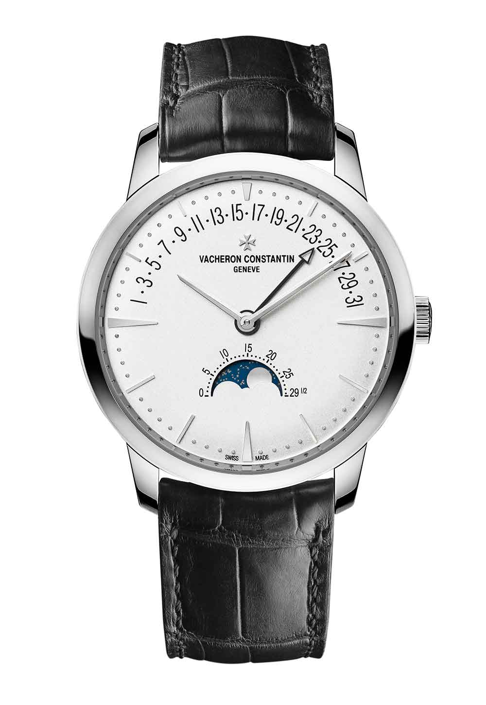 Vacheron Constantin Patrimony Moon Phase and Retrograde Date