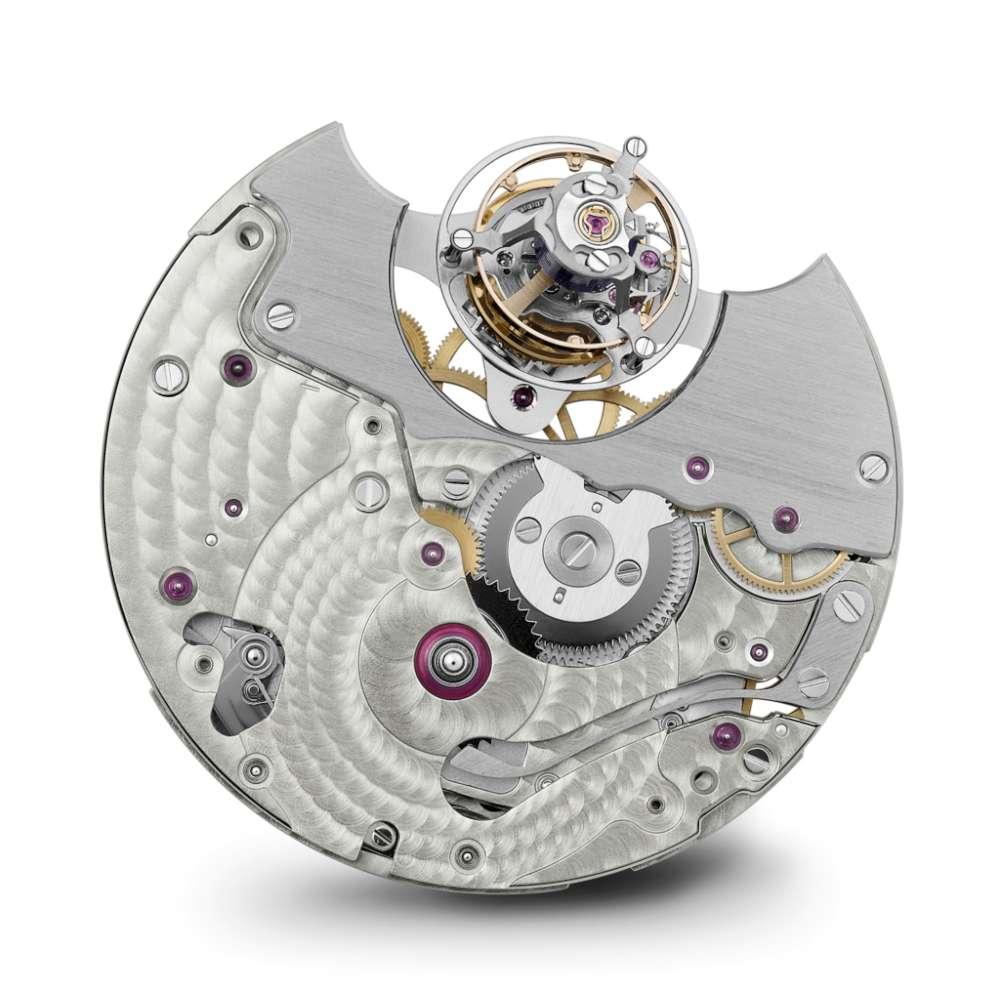 Jaeger-LeCoultre Duomètre Sphérotourbillon calibre 342