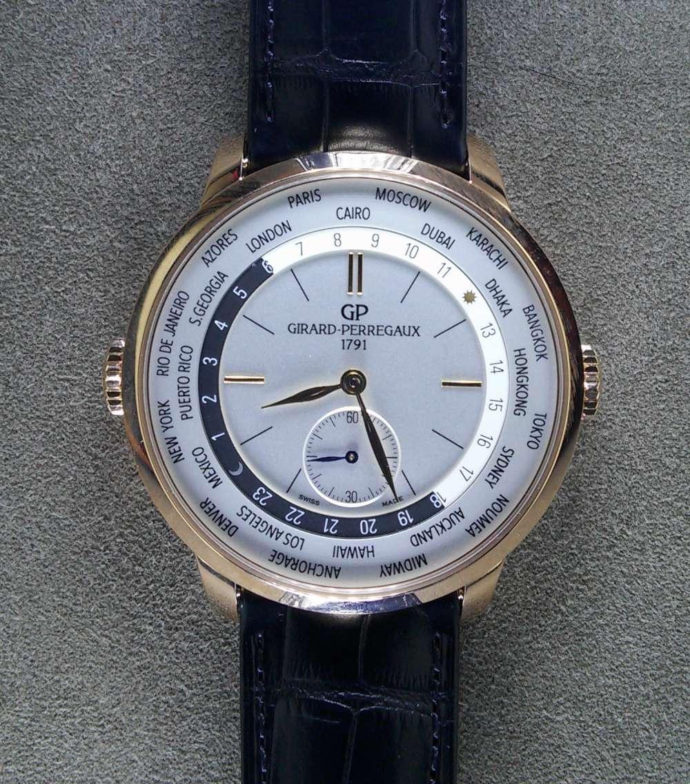 Girard-Perregaux 1966 WW.TC