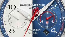 Baume & Mercier Shelby Cobra Limited Edition 10344