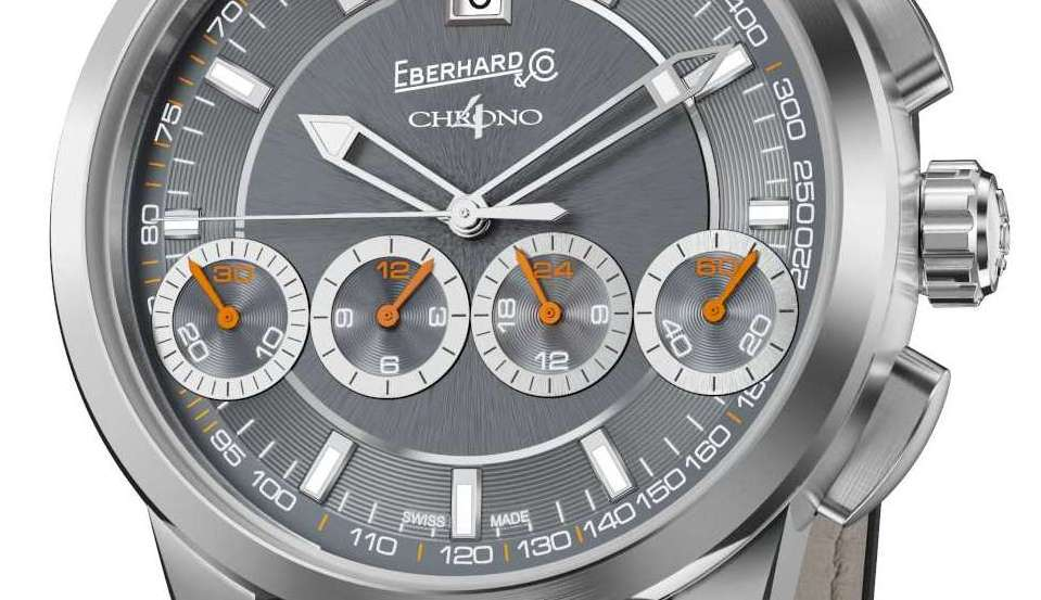 Eberhard & Co. Chrono 4 130