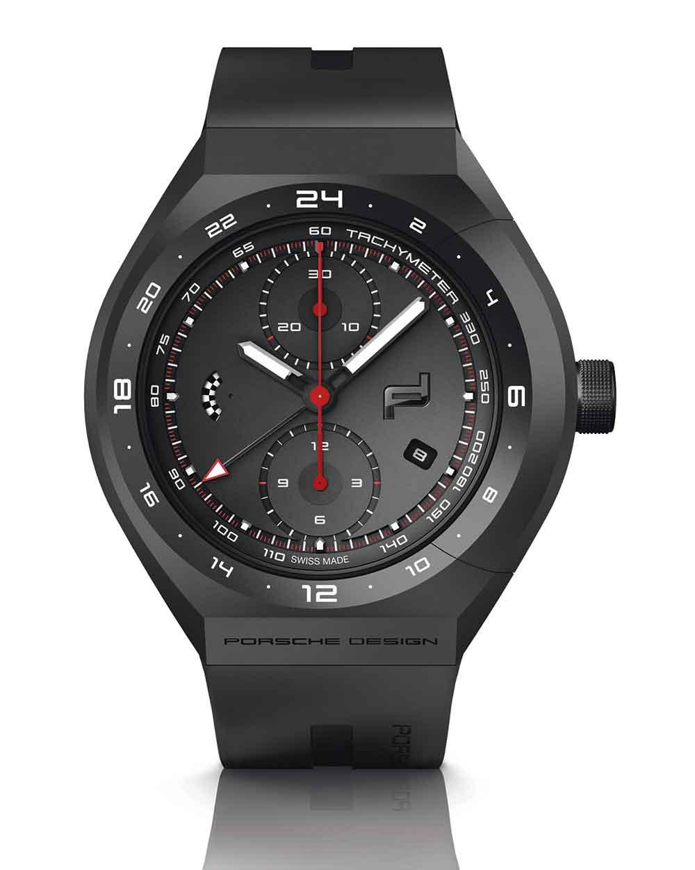 Porsche Design Monobloc Actuator Titanium Chronograph