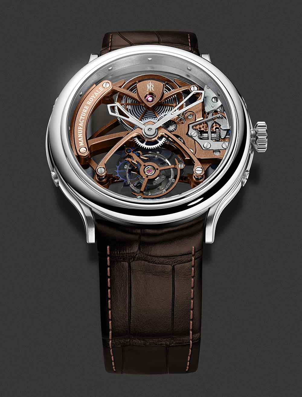 Manufacture Royale 1770 Flying Tourbillon Openwork