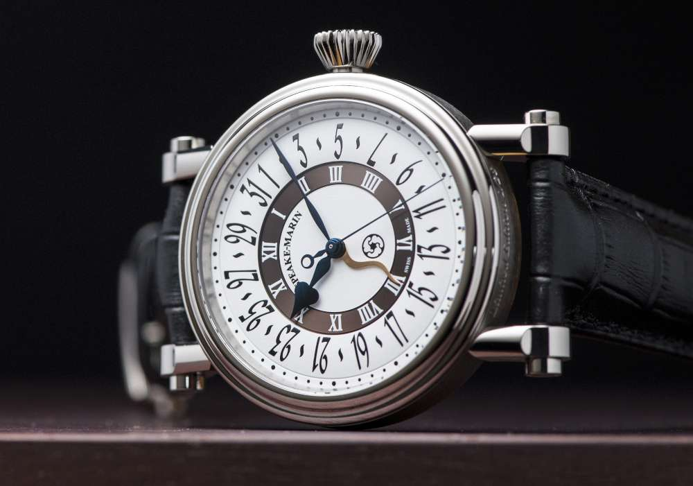 Speake-Marin New Brown Serpent Calendar