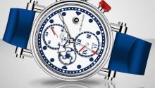 Speake-Marin New Blue Seafire