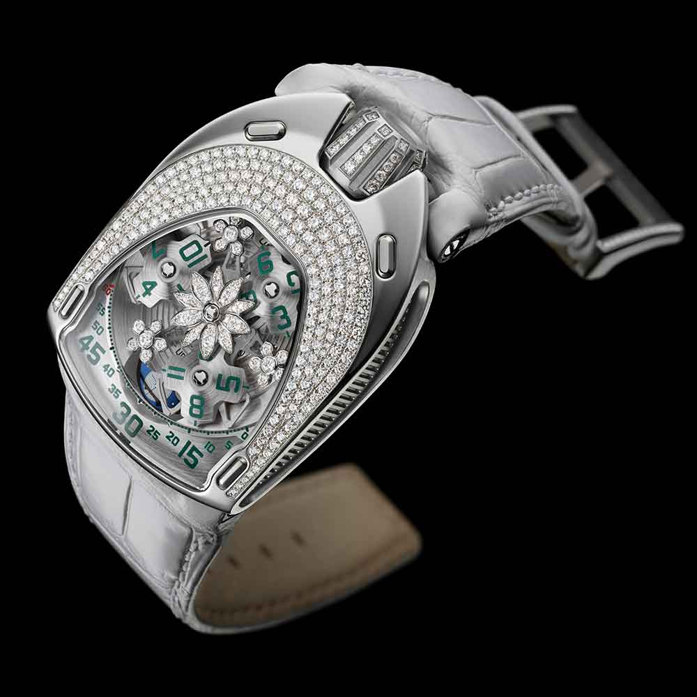 Urwerk UR-106 Flower Power