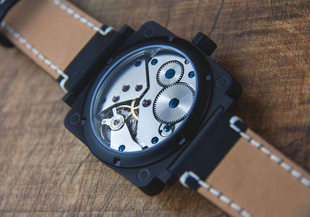 Torsten Nagengast Timeline i16 Aviator Basic pilot's watch