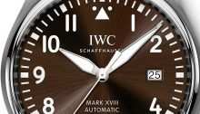 IWC Schaffhausen Pilot's Watch Mark XVIII Edition Antoine de Saint Exupéry