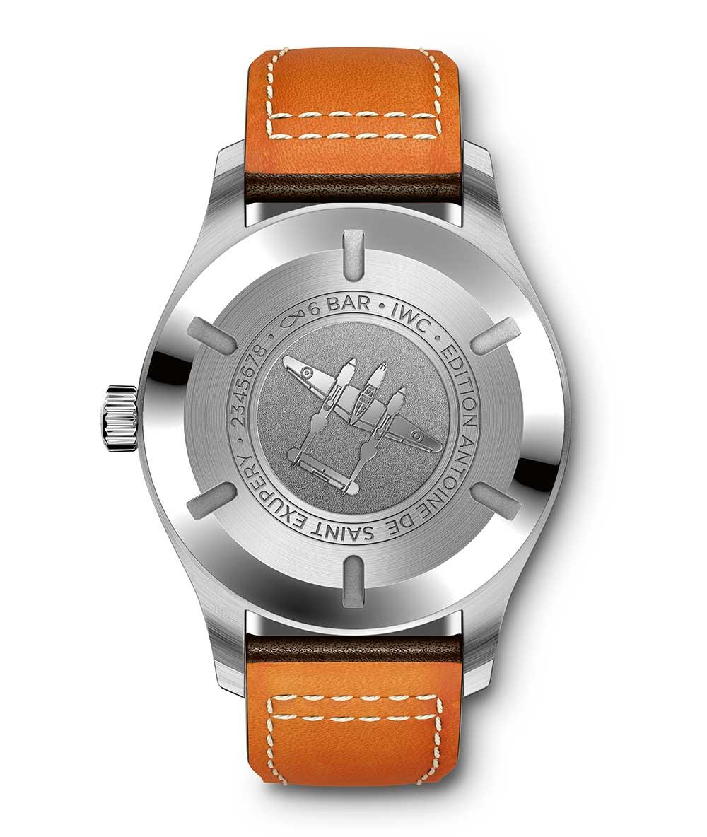 IWC Schaffhausen Pilot's Watch Mark XVIII Edition Antoine de Saint Exupéry