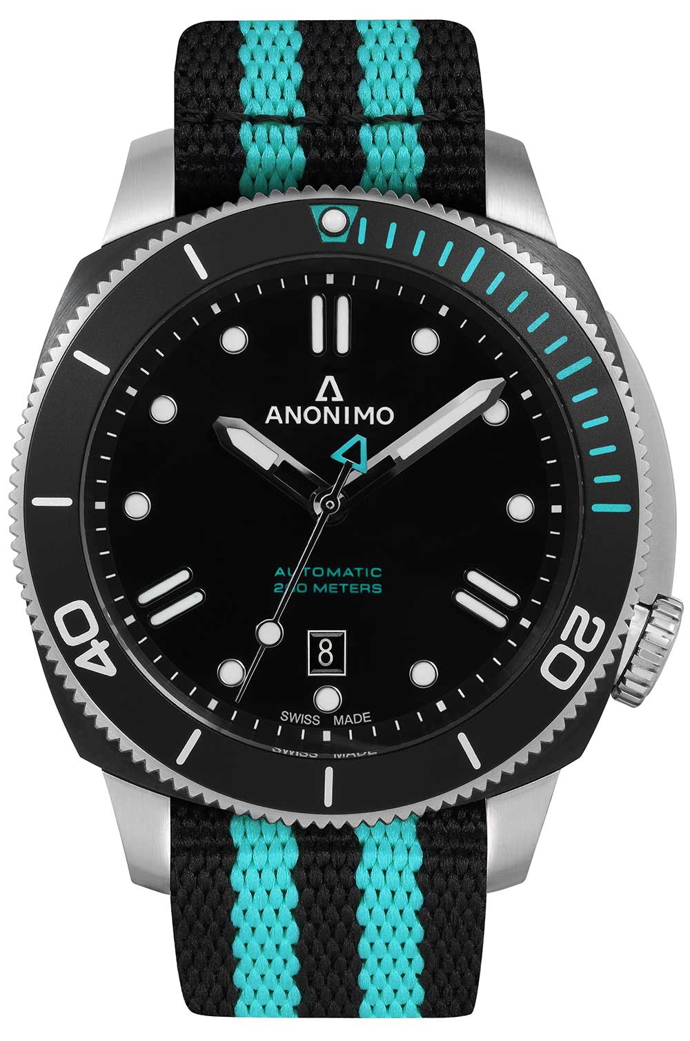Anonimo Nautilo Leopard sports watch