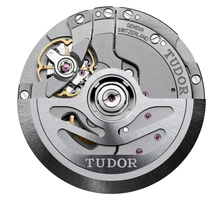 Tudor Heritage Black Bay Steel, movement