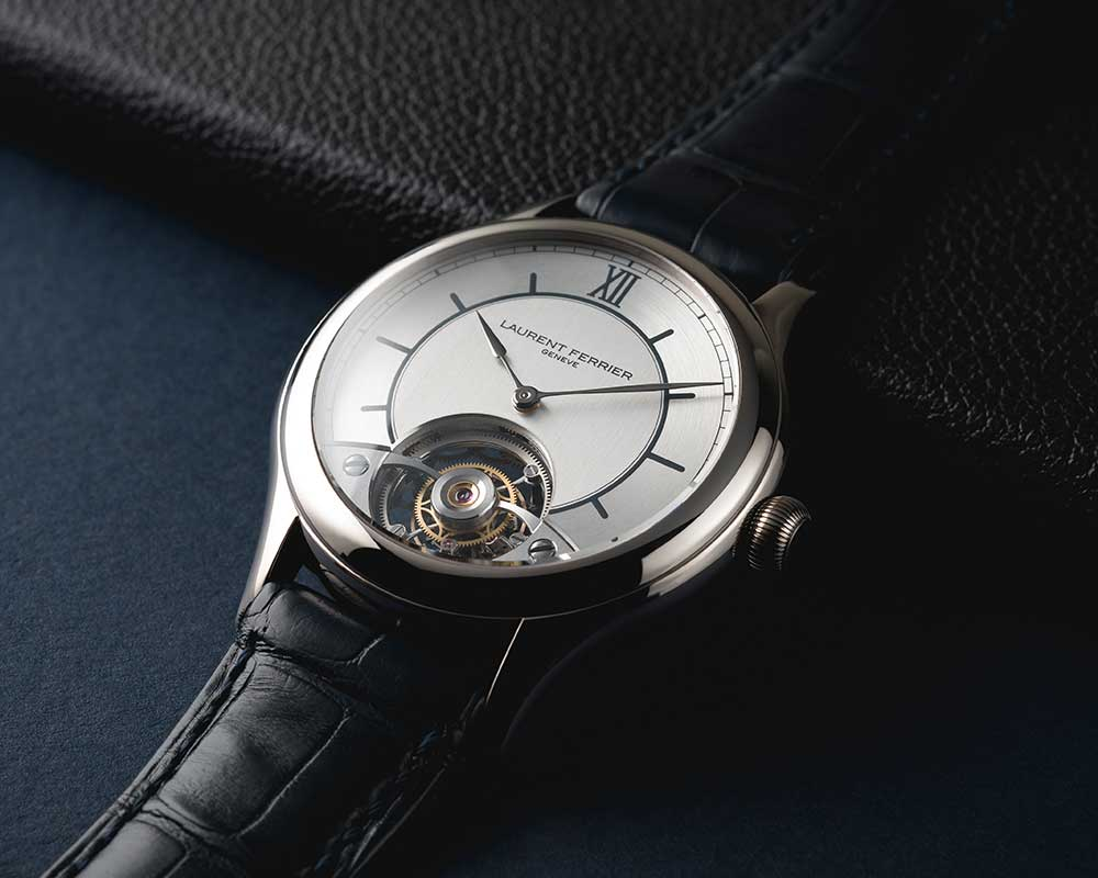 Laurent Ferrier Galet Classic Dual Tourbillon Double Spiral