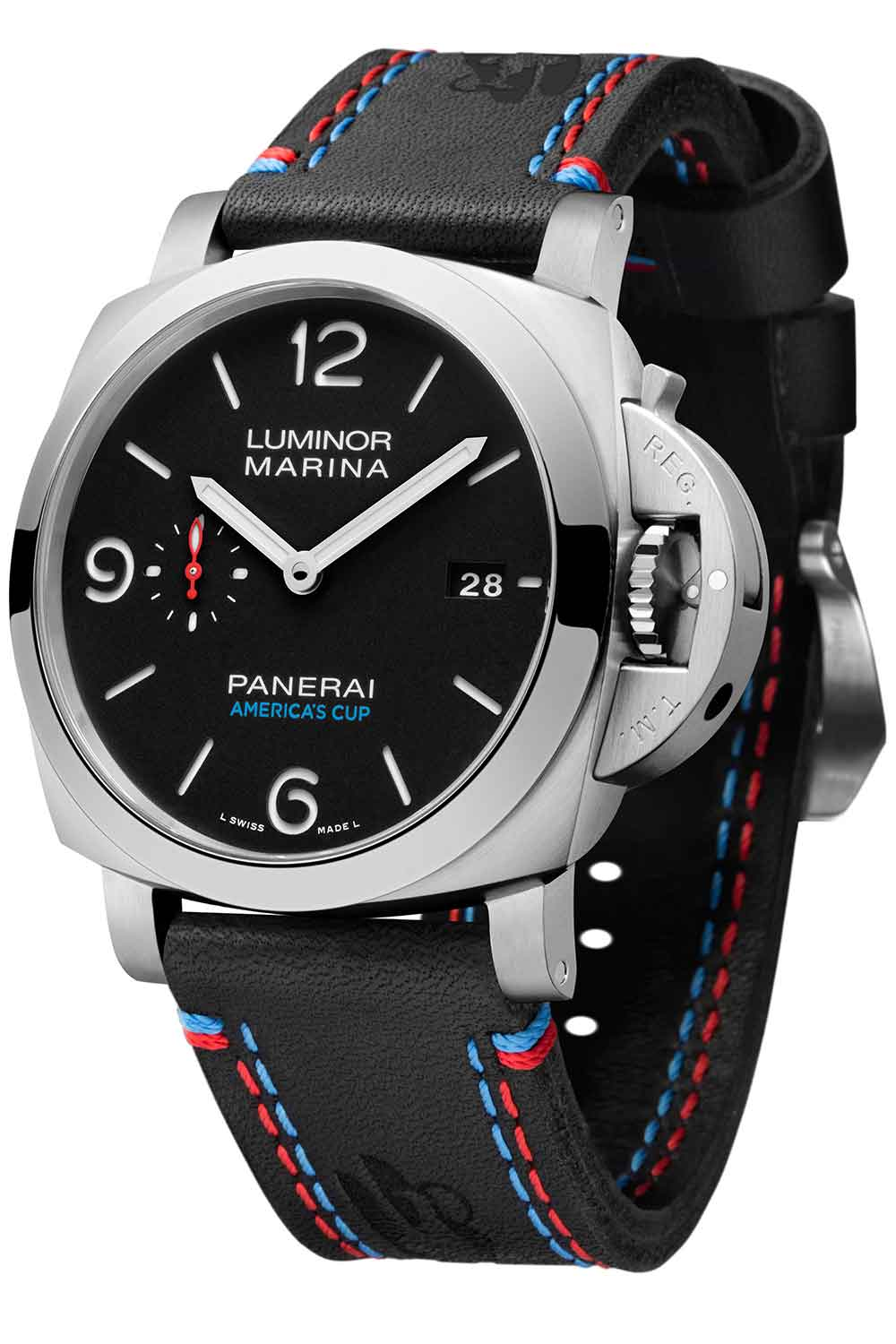 Panerai Luminor Marina 1950 America's Cup 3 Days Automatic Acciaio 44mm PAM00727