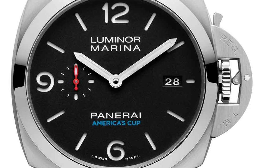 Panerai Luminor Marina 1950 America's Cup3 Days Automatic Acciaio 44mm PAM00727